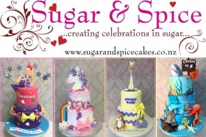 Sugar and Spice Logo